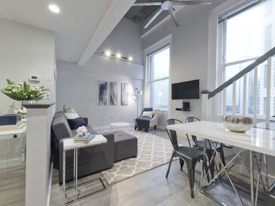 Photo for Loft-Style 2BR in Downtown Crossing by Sonder