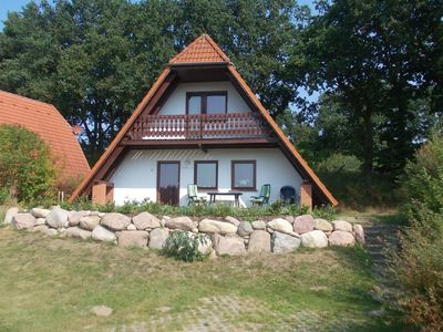 Photo for Comfortable three-room Finnhaus in a quiet resort
