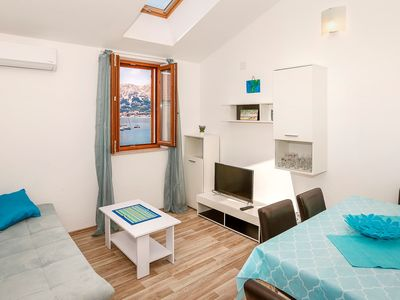 Photo for Apartments Dolezal very close to the Beach / Apartment FantaSea Perfect for Families
