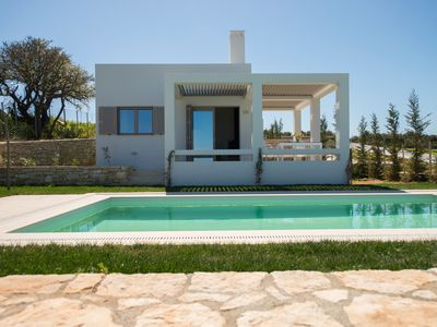 Photo for Villa Arismari for Couples w/Pool★300m from Beach & Amenities. 15min to Rethymno