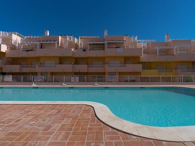 Photo for Trife Blue Apartment, AC, Garden, Swimming pool