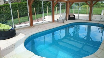 Photo for apartment rental with indoor pool