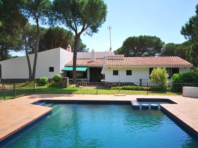 Photo for Club Villamar - Beautiful villa Blanes for 20 people! Private swimming pool, big green garden and...