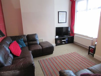 Photo for 4-bedroom house to rent, short term, Hartlepool. Airbnb 5 Star rating
