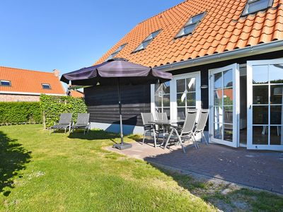 Photo for Luxury 4-person farmhouse in the holiday park Landal Strand Resort Nieuwvliet-Bad - on the coast/the beach