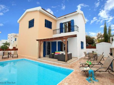 Photo for Cyprus Villa Kos 8 Gold - Three Bedroom Villa, Sleeps 6