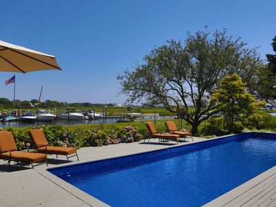 Photo for Luxury Waterfront Modern Oasis