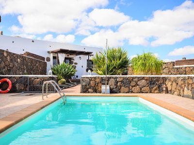 Photo for Beautiful Country Villa with Pool, Terrace, Garden & Wi-Fi; Parking Available