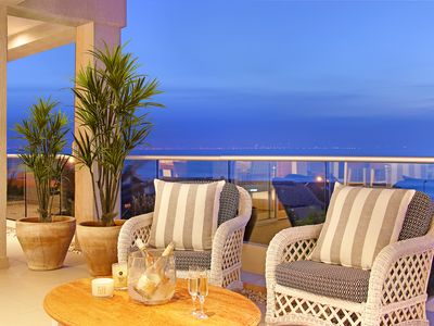 Photo for Stylish, family-friendly home w/ a private pool, furnished terrace, ocean view