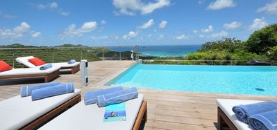 Villa Globe Trotter -  Ocean View - Located in  Tropical Lurin with Private Pool