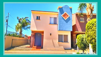 Photo for Gated Parking Home for families, close to the beach,  markets and highway