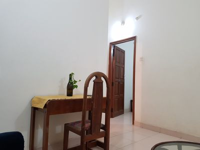 Photo for 1 bedroom apartment with pool in Calangute