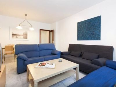 Photo for Apartment in Seville with Internet, Air conditioning, Lift, Parking (494491)