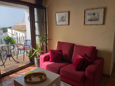 Photo for Modern apartment with lots of light in the center of Conil de la Frontera
