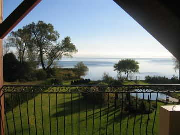 Vacation in paradise, 50 m from the Szczecin Lagoon with private beach.