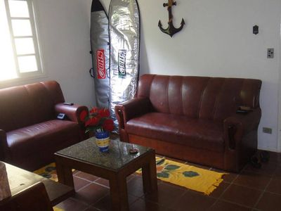 Photo for Suitable for 06 people 350 meters from Praia Grande in Ubatuba
