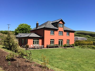 Photo for Luxury Farm House ,Natsley Farm , Exmoor National Park