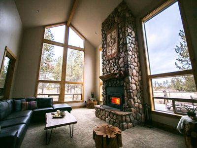 Photo for Elk View Lodge - Luxury Family Retreat in Central Oregon