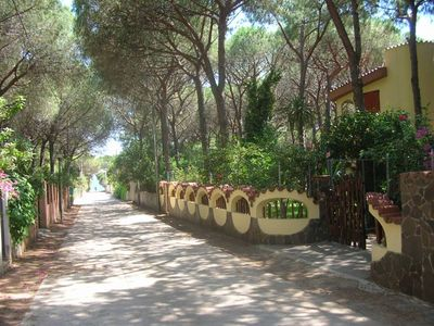 Photo for Santa Margherita Di Pula: Villa with garden - only 50 meters from the beach