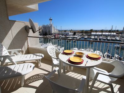 Photo for Apart-Rent-Apartment with canal and sea view (0157)