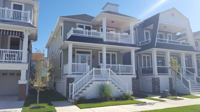 Photo for Three bedroom, 2 bath condo that sleeps 7 in Ocean City NJ