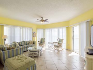 Gulf Front Condo At Emerald Isle ~ Impeccable Views ~ Beachfront Pool & More!