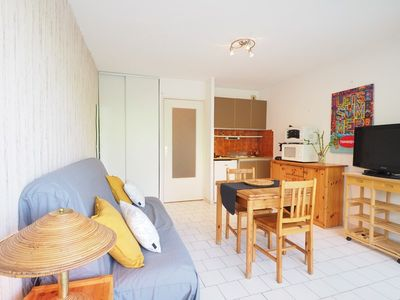 Photo for Pool, 400m from the beach, for 4 people!