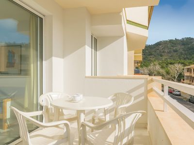 Photo for MASSANET (1B) - Cosy apartment with terrace near the sandy beach.