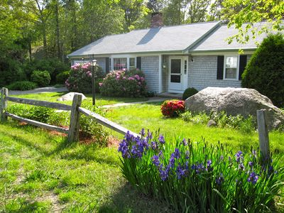 Photo for Close to Bridge, Walk to Beach, Woods in Backyard! Privacy!