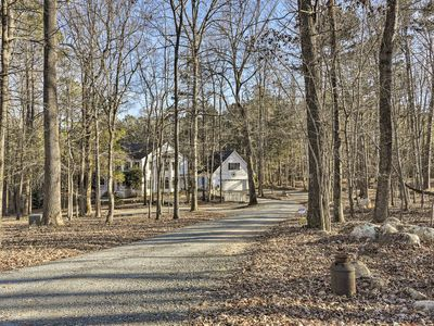 Photo for NEW! Peaceful Chapel Hill Apartment 10 Mins to UNC
