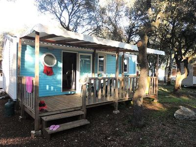 Photo for Camping Domaine de Gajan **** - Mobile home 4 Rooms 6/8 People