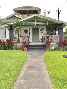 Photo for Dog-friendly home with hot tub and located near Seawall.