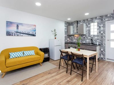 Photo for Modern 2bed with charm close to Camp Nou