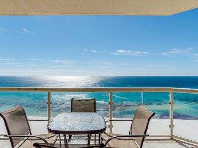 "Photo for ""Apres Sea""...Emerald Isle Premier 14th Floor Gulf Front, Luxury Furnishings"