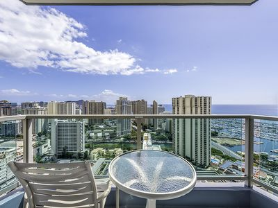 Photo for 34th Floor Ala Moana Large Regal Suite - 2Br/3Ba, Book Now at Special Rate!