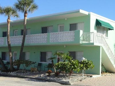 Photo for Four 2BR/2BA Units W/ Pool, Grilling Area, Proximity to Beach, and Free Wifi