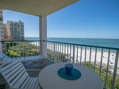 Photo for Just Remodeled Condo on the Beach and Gulf of Mexico