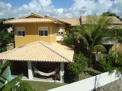 Photo for Beach house with a sea view in Vilas do Atlântico