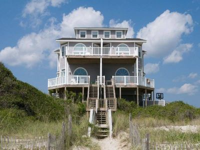 Beautiful Oceanfront Duplex - Perfect for Family Vacations!