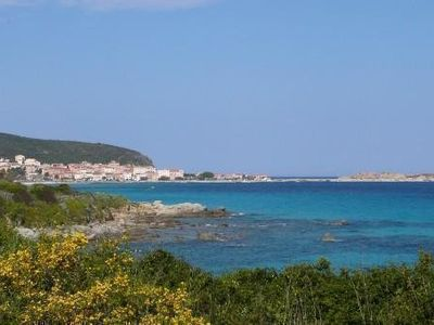 Photo for Apartment L'Ile Rousse 4 people View Sea and mountain
