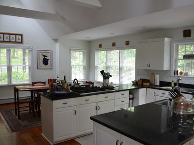 Photo for Charming New England home. 3 bedrooms/2 bathrooms and great outdoor space. Walk