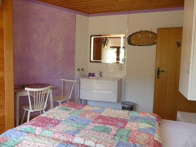 Photo for Double room 4 without balcony - Pension Holzerstube