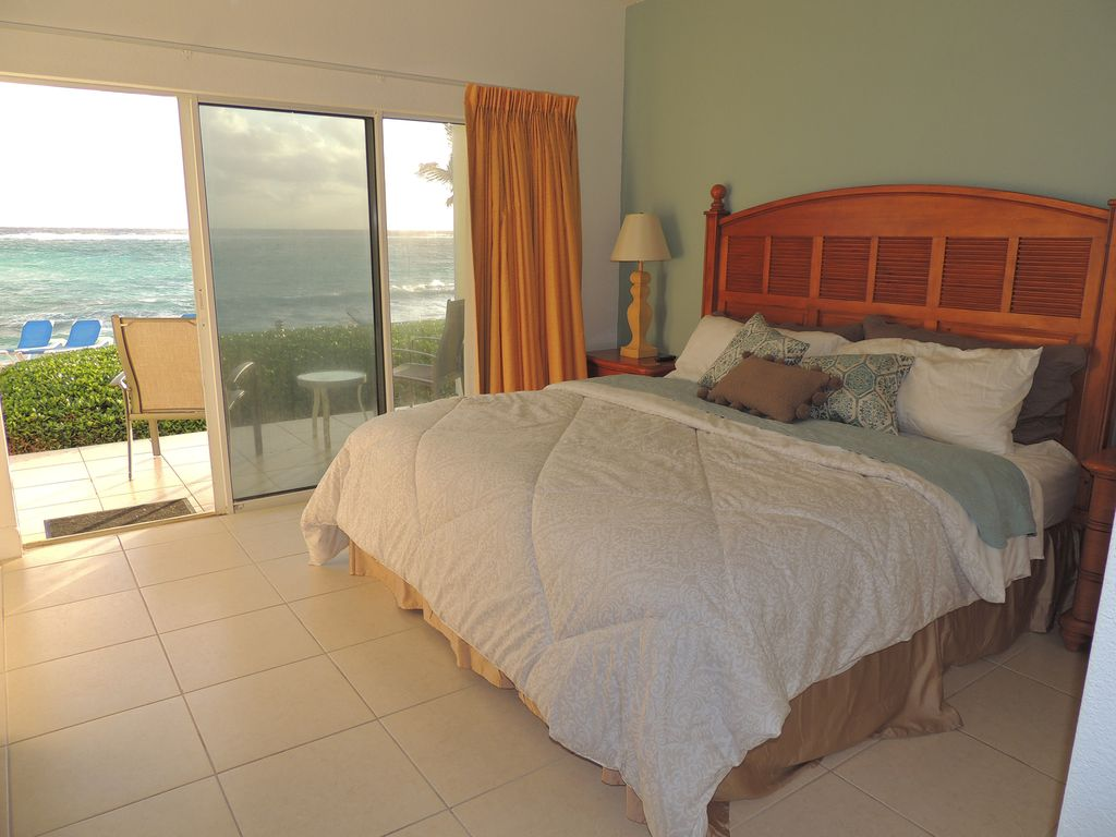 Vrbo Turquoise Place 4 Bedroom Wow Breathtaking Beachfront Paradise Just Steps From The