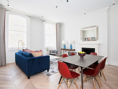 Photo for Airy 2BR in Covent Garden by Sonder