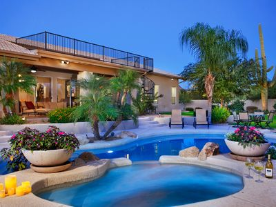 Photo for Family Friendly North Scottsdale Retreat