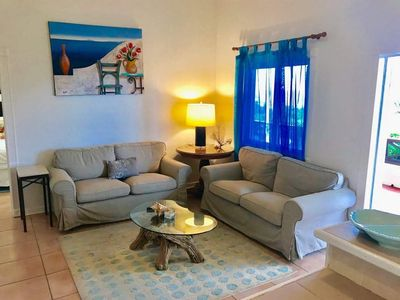 Photo for ST KITTS 'Turtle Nest' At Turtle Beach,  A Comfortable Two Bedroom Apartment