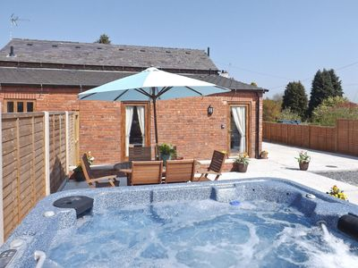 Photo for 3 bedroom property in Oswestry. Pet friendly.