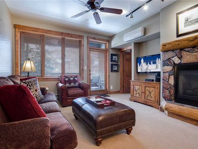 Photo for TL2211 Mountain Condo Steps From The Base Area! Winter Specials!