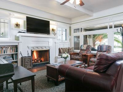 Photo for Old Yacht Club Inn All-Suite Getaway - 1 Block to East Beach, Walk Everywhere