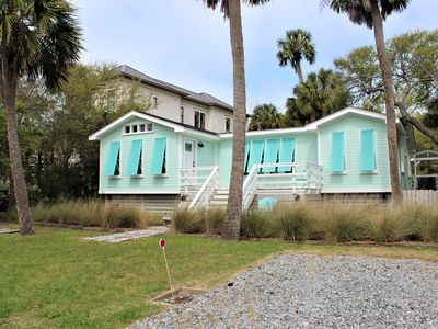 Photo for The Cottage at Folly ~ 4BR/2BA Family Bungalow